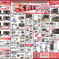 Read more about Mega Discount Store TVs, Washers, Hobs & Other Appliances Offers 11 Jul 2015