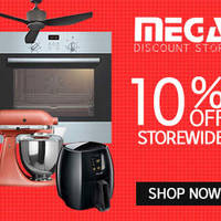 Read more about Mega Discount Store 10% OFF (NO Min Spend) Coupon Code 16 - 20 Jul 2015