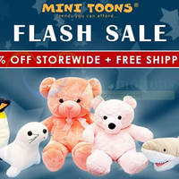 Read more about Mini Toons 50% Off Storewide w/ Free Shipping 1-Day Promo 20 Jul 2015