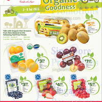 Fairprice Europace Appliances, Wines, Household, Wellness & More Offers 2 - 16 Jul 2015