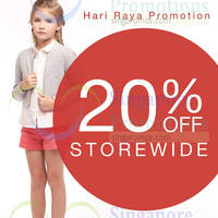 Read more about Poney 20% Off Storewide @ Seletar Mall 4 - 19 Jul 2015