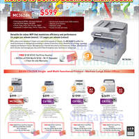 OKI Printers SG50 National Day Promotion Offers 6 Jul - 2 Sep 2015