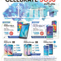 Samsung Smartphones & Tablets No Contract Bundles & Offers 4 Jul 2015