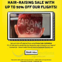 Read more about Scoot 40% to 50% Off Fares Promo Code 16 - 19 Jul 2015
