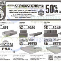 Read more about Sea Horse 50% Off Sale 25 Jul - 4 Aug 2015