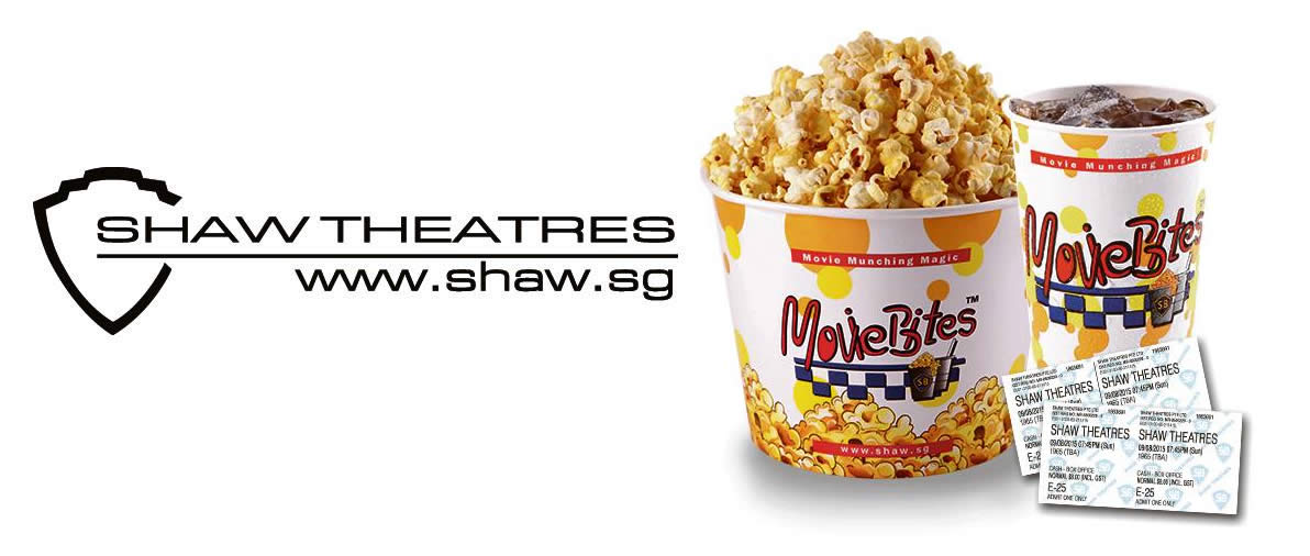 Shaw Theatres Popcorn