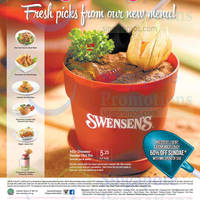 Swensen's 50% Off Selected Sundaes For ANZ Cardmembers 3 Jul - 31 Aug 2015