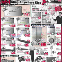Read more about Harvey Norman Electronics, Appliances, Furniture & Other Offers 25 - 31 Jul 2015