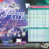 Read more about Taka Jewellery Great Solitaire Sale @ ION Orchard 15 - 19 Jul 2015