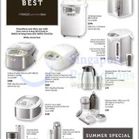 Read more about Zojirushi Kitchenware Deals @ Tangs 24 Jul - 4 Aug 2015