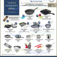 Read more about Scanpan Kitchenware Offers @ Tangs 11 - 21 Jul 2015