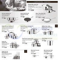 Read more about WMF Cookware Roadshow @ Tangs Vivocity 30 Jul - 2 Aug 2015