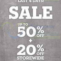 Timberland Last Few Days Sale 3 - 5 Jul 2015