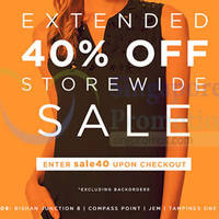 Read more about Tracyeinny 40% Off Storewide Promotion 15 - 19 Jul 2015