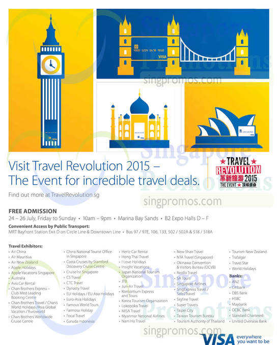 Travel Revolution 16 Jul 2015