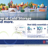 Read more about Cold Storage Up To 10% Off with UOB Delight Card 16 Jul 2015