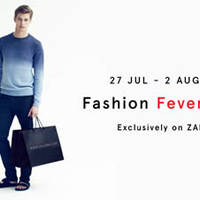 Read more about Zalora's Fashion Fever Week 27 Jul - 2 Aug 2015
