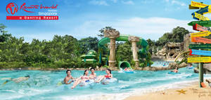 $10 off Adventure Cove Waterpark tickets for HSBC cardmembers from 1 Jan – 31 Mar 2017