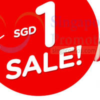 Read more about Air Asia $1 Base Fares 1-Day Sale 27 Aug 2015