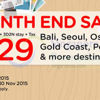 Read more about Air Asia Go fr $129 3D2N Stay + Flights + Taxes Promo 24 - 31 Aug 2015