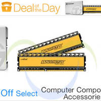 Read more about Amazon Up to 60% Off Computer Accessories (SSDs, USB Drives, etc) 24hr Promo 3 - 4 Aug 2015