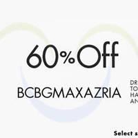 Read more about BCBGMAXAZRIA 60% Off Dresses, Tops, Handbags & More 24hr Promo 23 - 24 Aug 2015