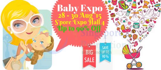 Baby Expo 17 Aug 2015