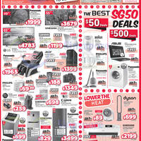 Read more about Best Denki TV, Appliances & Other Electronics Offers 16 - 17 Aug 2015