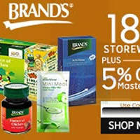 Read more about Brand's Health Drinks 18% OFF 1-Day Coupon Code 27 Aug 2015