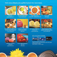 Read more about Citibank Mid-Autumn Treats Up to 30% off 16 Aug - 27 Sep 2015