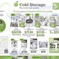Read more about Cold Storage Baby Milk Powders & Diapers Offers 7 - 10 Aug 2015
