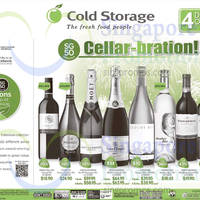 Read more about Cold Storage Wines Cellar-bration Offers 7 - 10 Aug 2015