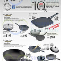 Scanpan Cookware Offers @ Isetan Scotts 4 - 15 Sep 2015