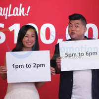 Read more about DBS PayLah S$100,000 Instant Cash Prizes Giveaway 9 Aug 2015
