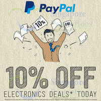 Read more about Deal.com.sg 10% OFF Electronics Deals 1-Day Promo 14 Aug 2015