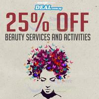 "Read more about Deal.com.sg Ensogo 25% OFF $40 Min Spend ""Beauty & Activity"" Deals Coupon Code 26 Aug 2015"