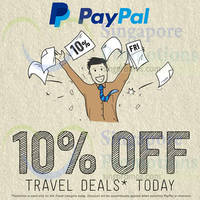 Deal.com.sg 10% OFF Travel Deals 1-Day Promo 28 Aug 2015
