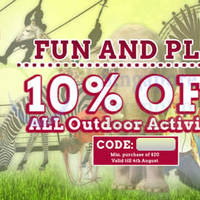 "Read more about Deal.com.sg Ensogo 10% OFF $20 Min Spend ""Fun And Play"" Deals Coupon Code 3 - 4 Aug 2015"