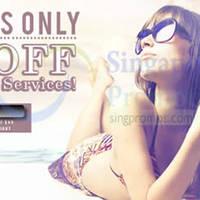 "Deal.com.sg Ensogo 10% OFF $40 Min Spend ""Beauty Services"" Deals Coupon Code 4 Aug 2015"