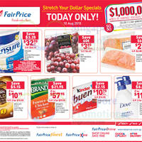 Read more about Fairprice Kinder Bueno, Ensure Life, Norwegian Salmon, Brand's & More 1-Day Deals 10 Aug 2015