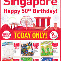 Read more about Fairprice Pokka, Top, Kit Kat, Ocean Fresh & More 1-Day Deals 9 Aug 2015