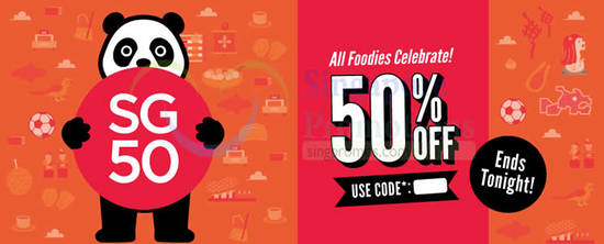 FoodPanda Feat 26 Aug 2015