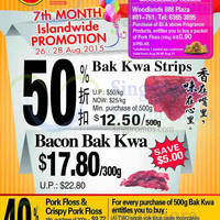Read more about Fragrance Foodstuff 7th Month Islandwide Promotion 26 - 28 Aug 2015