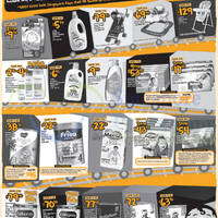 Giant Baby Promotion Offers 29 Aug - 6 Sep 2015