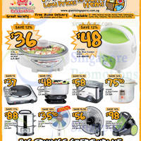 Read more about Toyomi Kitchenware Offers @ Giant Hypermarket 7 - 19 Aug 2015