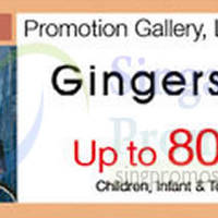 Read more about Gingersnaps Promotion @ Nex 20 - 25 Aug 2015