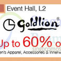 Read more about Goldlion Promotion @ Tampines Mall 25 - 31 Aug 2015