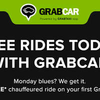 Read more about GrabCar FREE Rides 1-Day Promo Code 24 Aug 2015