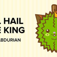 GrabTaxi $10 Mao Shan Wang Durian Delivery Promo (2pm to 9pm) 1 - 2 Aug 2015