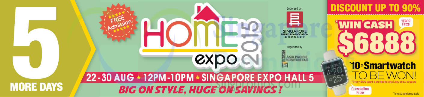 Home Expo 17 Aug 2015
